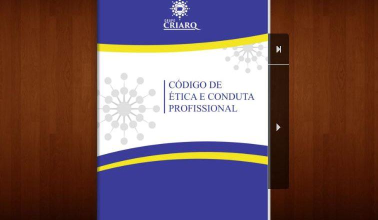 Treinamento Código de Ética Grupo Criarq